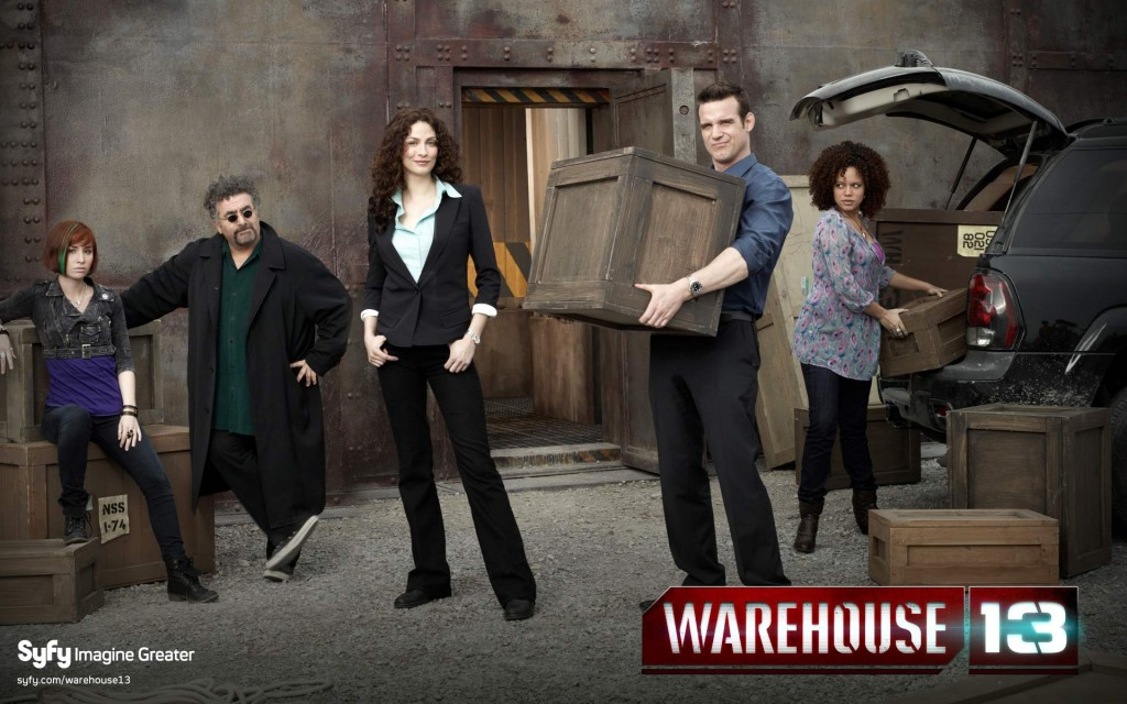 WAREHOUSE 13 Recap: Endless Wonder