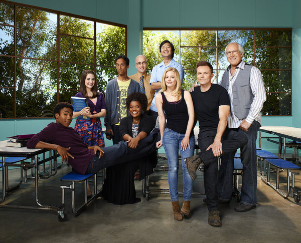 COMMUNITY: The Cast Talk About Season 4 at Comic Con