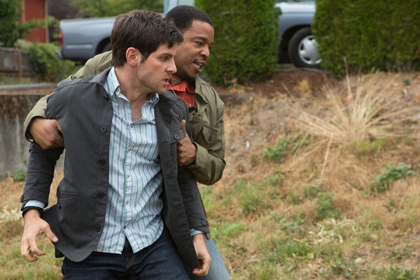 "GRIMM: Photo Preview for Episode 2.10, ""The Hour of Death"""