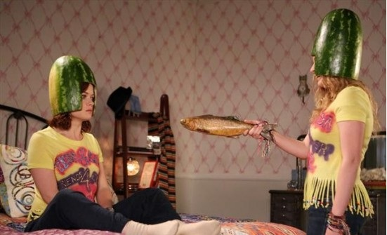 SUBURGATORY: Friendship Fish