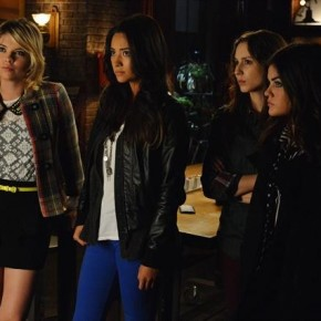 "PRETTY LITTLE LIARS - ""Hot Water"""