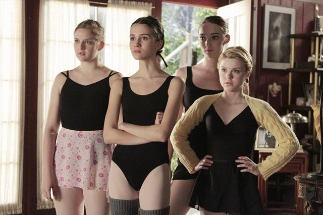 "BUNHEADS - ""Channing Tatum is a Fine Actor"""