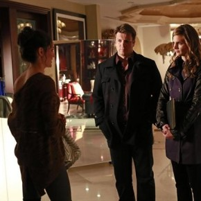 TAYLOR COLE, NATHAN FILLION, STANA KATIC