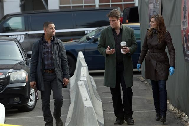 "Castle ""Under the Influence"" Promotional Photos"