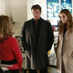 GAIL O'GRADY, NATHAN FILLION, STANA KATIC