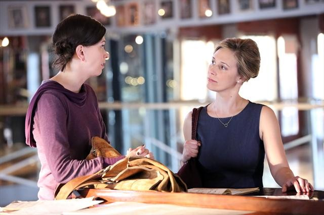 """BUNHEADS: Photo Preview and Synopsis for """"There's Nothing Worse than a Pantsuit"""""""