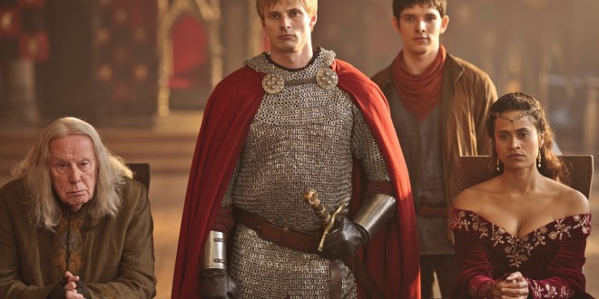 MERLIN: The Beginning of the End as S5 Premieres