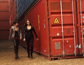 Bo and Kenzi