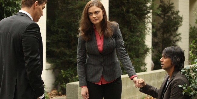 "BONES: Photo Preview for ""The Twist in the Plot"""