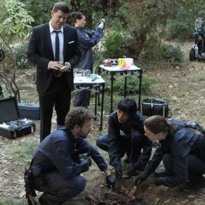 Bones - The Twist in the Plot