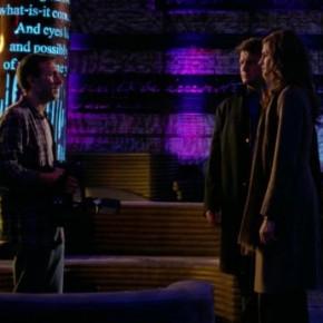 Castle S05E12 - Death Gone Crazy_Rick & Kate Collar Perp