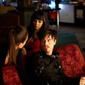 Kenzi, Bo and Vex