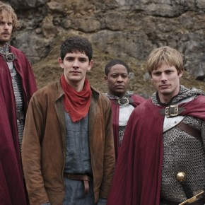 Merlin and Knights