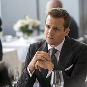 "SUITS -- ""Blood in the Water"""