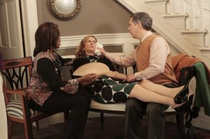 PAULA NEWSOME, ANA GASTEYER, CHRIS PARNELL