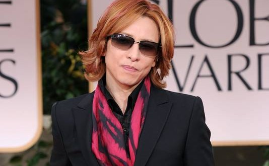 NICE BOY OF THE WEEK: Yoshiki: Musician, Super Hero