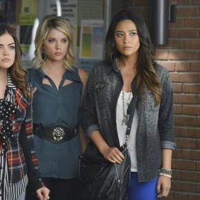 "PRETTY LITTLE LIARS - ""What Becomes of the Broken-Hearted"""