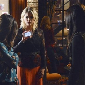 "PRETTY LITTLE LIARS - ""Will the Circle Be Unbroken?"""