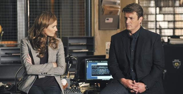 "CASTLE Advance Review: 5×15 ""Target"""