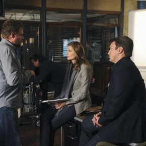 BILL ROE (DIRECTOR), STANA KATIC, NATHAN FILLION