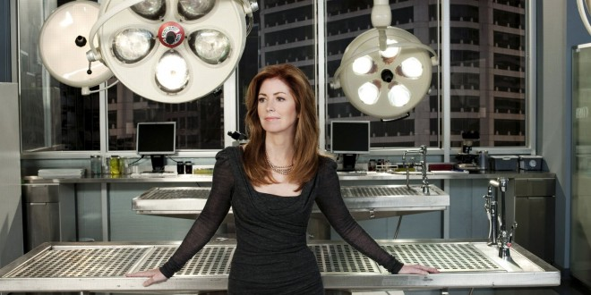 "BODY OF PROOF: Dana Delany Reveals ""Megan Is Not A Nice Girl"""