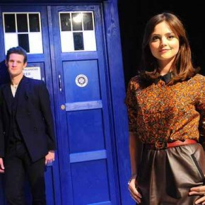 Doctor Who photocall