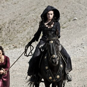 Morgana & Gwen.