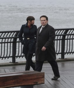 Carter and Fusco head to meet Finch