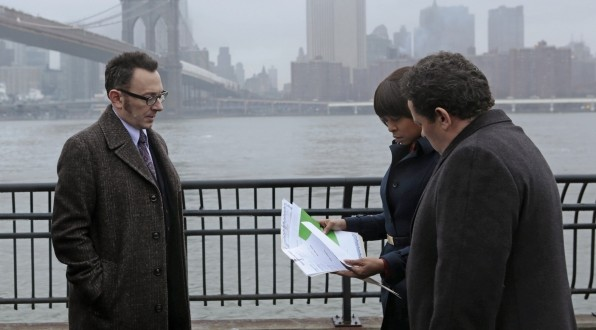 PERSON OF INTEREST Recap: Explosive Events