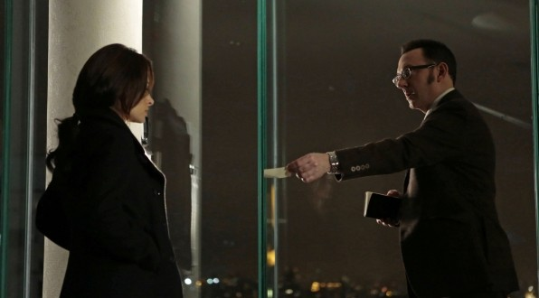 PERSON OF INTEREST Recap: Relevant vs Irrelevant