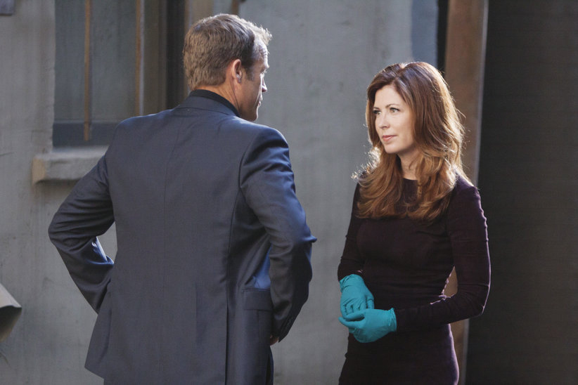 Body of Proof - Mark Valley and Dana Delany