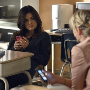 "PRETTY LITTLE LIARS - ""A dAngerous gAme"""