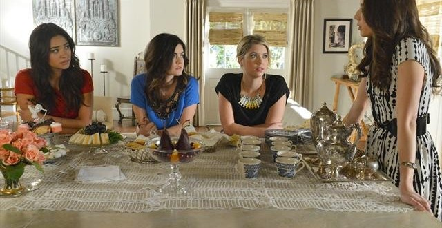 PRETTY LITTLE LIARS: Season 5 and Spin-Off Series Announced