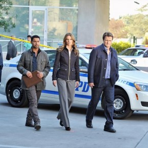 JON HUERTAS, STANA KATIC, NATHAN FILLION