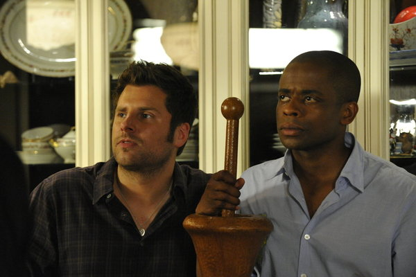PSYCH -- 100 Clues