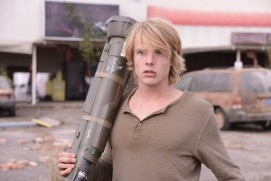 REVOLUTION -- Episode 111 -- Pictured: Graham Rogers as Danny Matheson -- (Photo by: Brownie Harris/NBC)