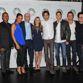 Cast of Revolution with Creative Team
