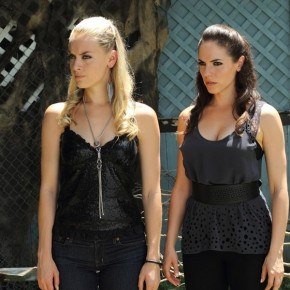 Tamsin and Bo