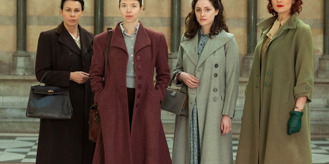 THE BLETCHLEY CIRCLE: New PBS Mini-Series Premieres