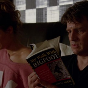 Castle S05E20 - The Fast and the Furriest_Jammies