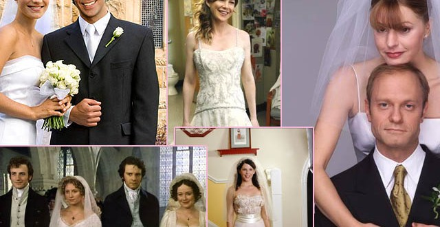 June Brides: Famous TV Brides