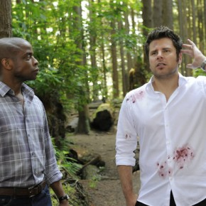 "PSYCH -- ""Right Turn or Left for Dead"" Episode 708"