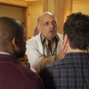 "PSYCH -- ""Juliet Wears the Paintsuit"" Episode 709"