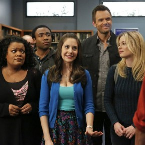 COMMUNITY -- &quot;Basic Human Anatomy&quot; Episode 410