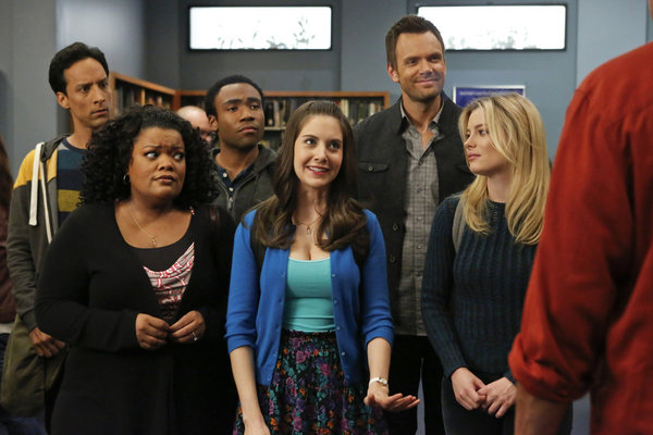"COMMUNITY -- ""Basic Human Anatomy"" Episode 410"