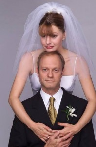 "Niles and Daphne - ""Frasier"""