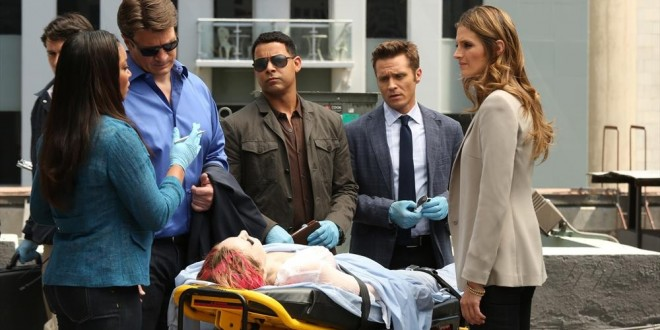 "CASTLE: Advance Review ""Watershed"" (vague) *SPOILERS*"