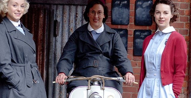 CALL THE MIDWIFE: Love, Loss, & Babies in Post-War England