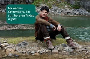 "MERLIN: Final Five Episodes Begins with ""With All My Heart"""