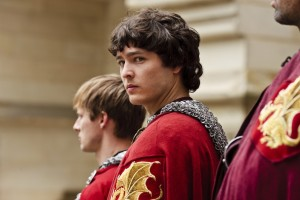 MERLIN: The Fate of Camelot in Mordred's Hands